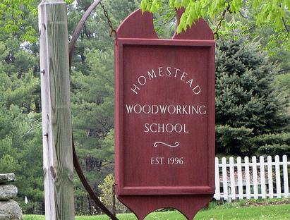 Homestead Woodworking School